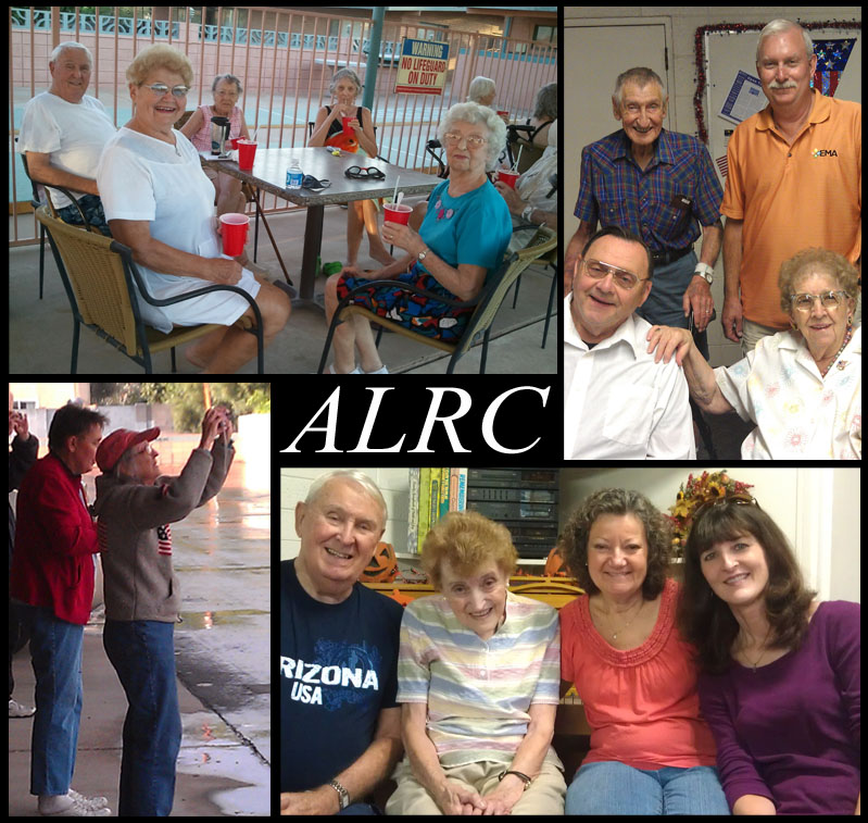 Residents are like family at ALRC.